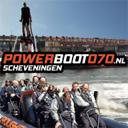 Powerboot varen
